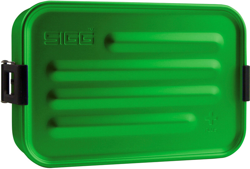 Sigg Plus Metal Box S grün  2018 Essensaufbewahrung