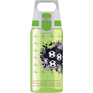 Sigg Viva Kids One Drinking Bottle 500ml Kids, zielony/czarny zielony/czarny
