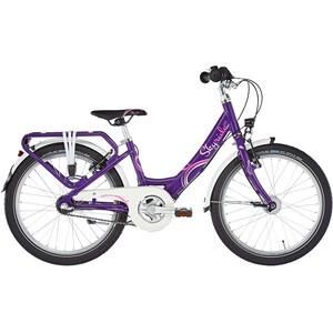 "Puky Skyride 20-3 Alu Light Fahrrad 20"" Kinder lila lila"
