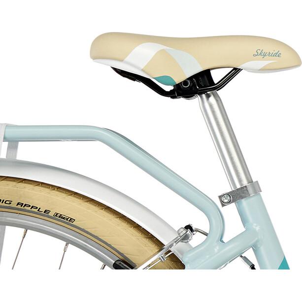 "Puky Skyride Light Classic 24"" Fahrrad 7-Gang Mädchen himmelblau"