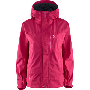 Haglöfs Astral III Jacket Dam real red real red