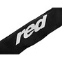 Red Cycling Products High Secure Chain Kettenschloss 6mm x 1000mm schwarz