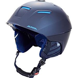 Alpina Cheos Casque, bleu bleu