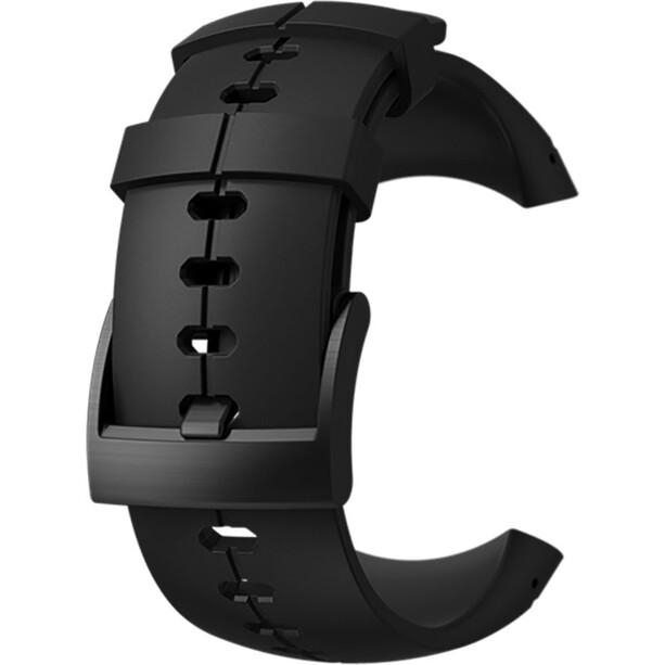 Suunto Spartan Ultra Auswechselbares Armband all black titanium