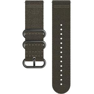 Suunto Traverse Alpha Textilarmband grau/oliv grau/oliv