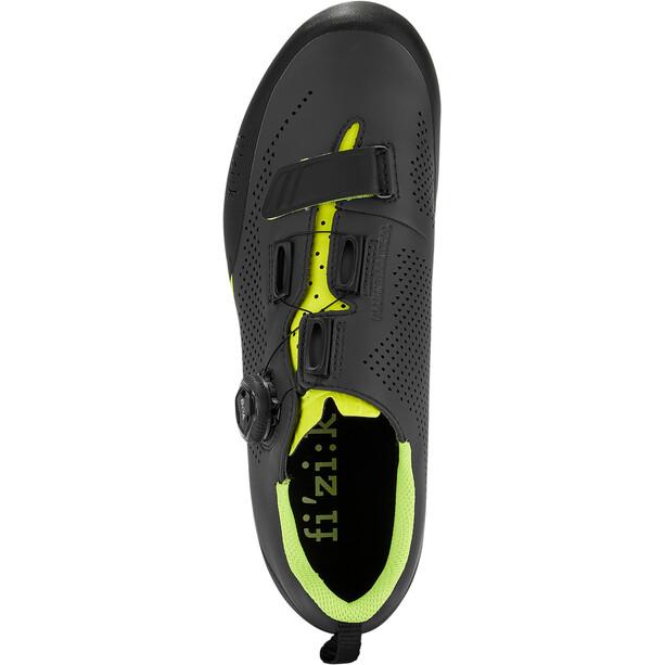 Fizik Terra X5 MTB Schuhe Herren grau