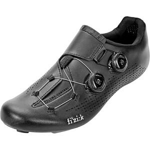 Fizik Infinito R1 Rennradschuhe schwarz/schwarz schwarz/schwarz