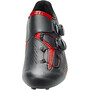 Fizik Infinito R1 Rennradschuhe schwarz/rot