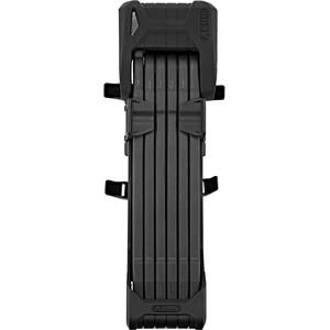 ABUS Bordo XPlus 6500/110 SH Viklås svart svart