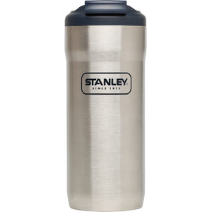Stanley Adventure Steel Mug 500ml, argent/bleu argent/bleu