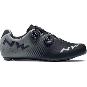 Northwave Revolution Shoes Herr black/anthra black/anthra