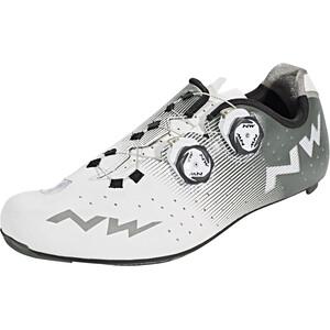 Northwave Revolution Shoes Herr white/grey white/grey