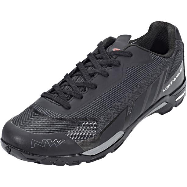 Northwave Outcross Knit 2 Schuhe Herren black