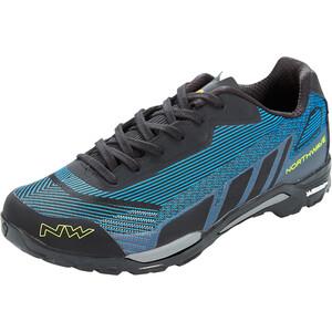 Northwave Outcross Knit 2 Schuhe Herren blue blue