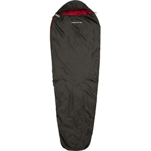 CAMPZ Trekker Light 300 Schlafsack anthrazit/rot anthrazit/rot