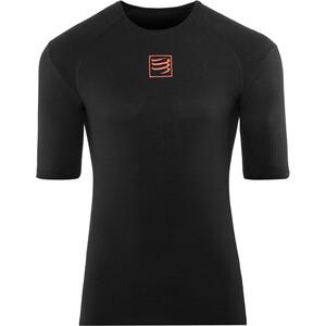 Compressport 3D Thermo UltraLight Kurzarmshirt black black