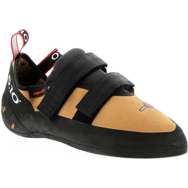adidas Five Ten Anasazi VCS Climbing Shoes golden tan