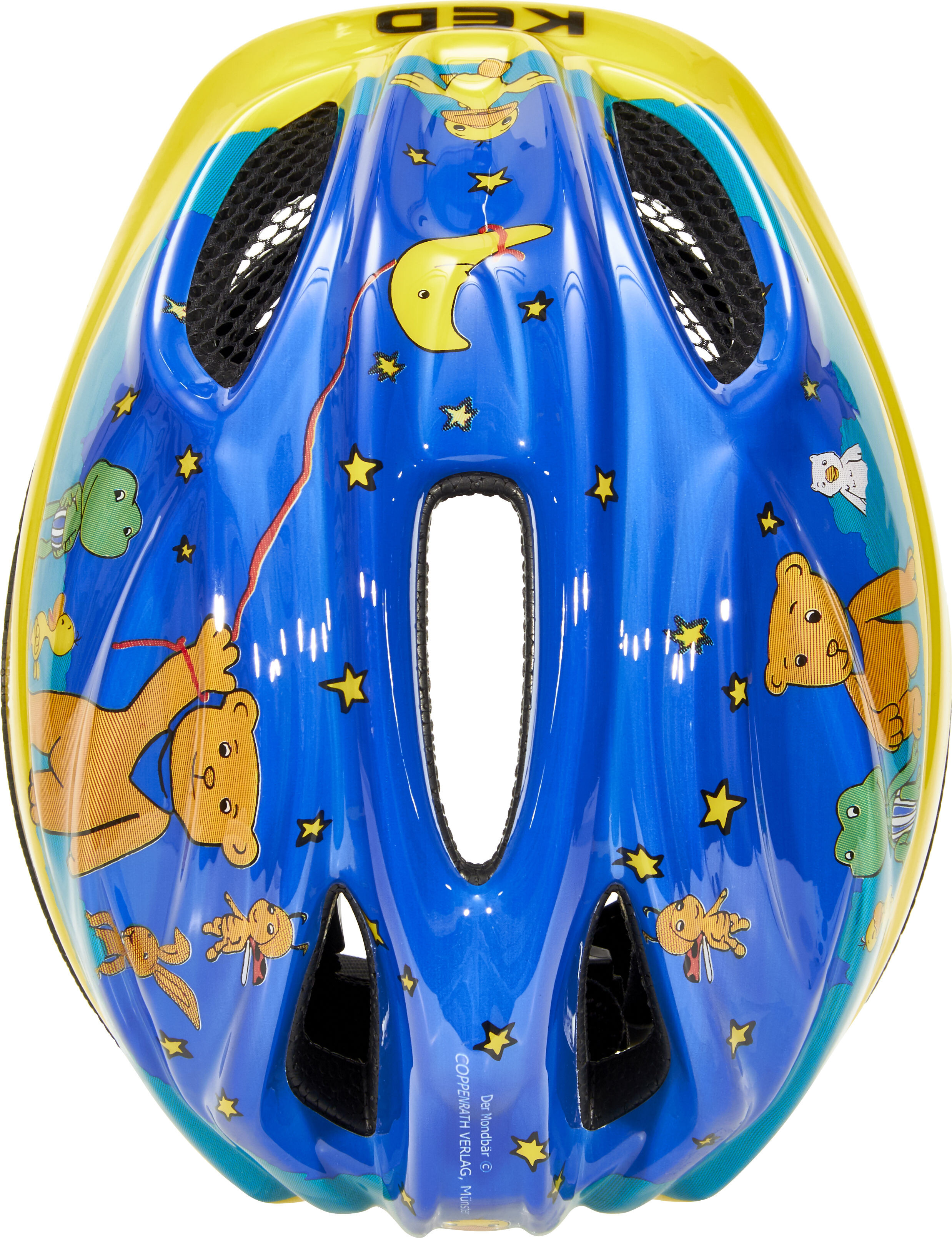ked meggy ii originals bike helmet children yellow. Black Bedroom Furniture Sets. Home Design Ideas
