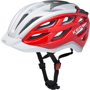 KED Xant XC Helm white red white red