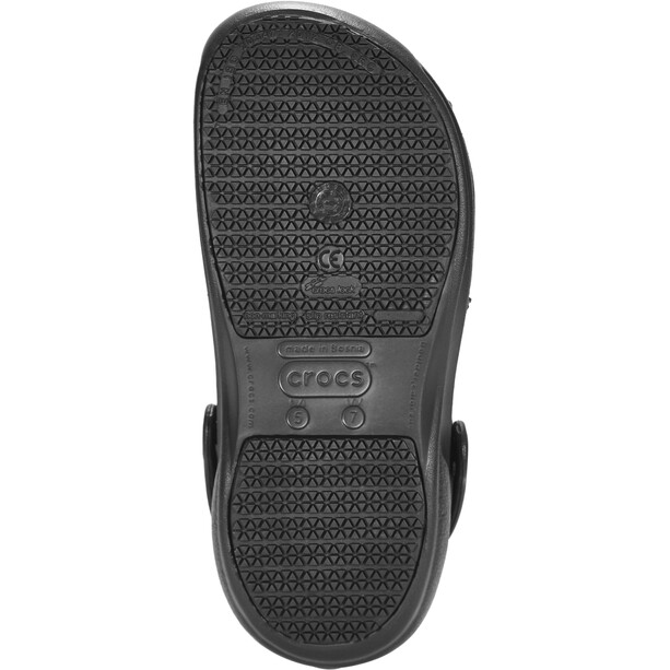 Crocs Bistro Clogs schwarz