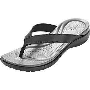 Crocs Capri V Sandales Femme, noir noir