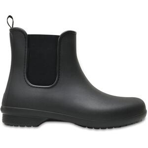 Crocs Freesail Chelsea Boots Damen black/black black/black