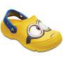 Crocs Fun Lab Minions Clogs Kinder gelb