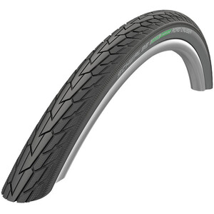 "SCHWALBE Road Cruiser Wired-on Tire 20"" K-Guard Active black black"
