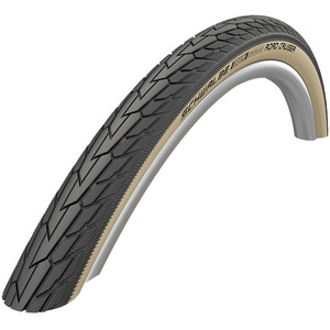 "SCHWALBE Road Cruiser wired on タイヤ 26"" K Guard Active ガムウォール"