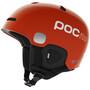 POC POCito Auric Cut Spin Helmet Barn fluorescent orange