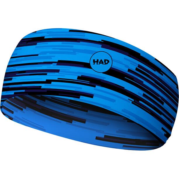 HAD Coolmax HADband glitch blue