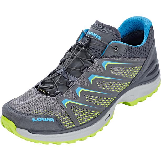 Lowa Maddox GTX Low-Cut Schuhe Herren graphite/lime