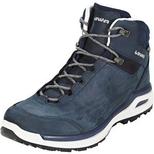 Lowa Locarno GTX QC Zapatillas Mujer, azul azul