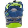 Lowa Robin GTX Low-Cut Schuhe Kinder blue/lime