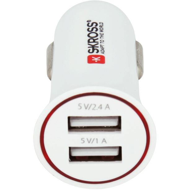 SKROSS USB Autoladegerät 12V - USB