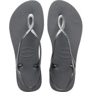 havaianas Luna Sandals Women steel grey steel grey