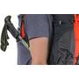 Osprey Exos 58 Backpack Herr blaze black