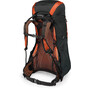 Osprey Exos 38 Backpack Herr blaze black