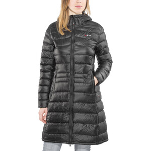 Y by Nordisk Faith Lightweight Daunenmantel Damen black black