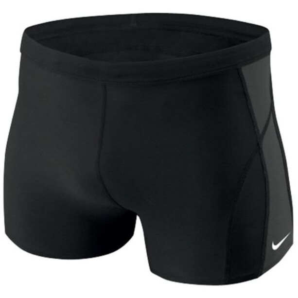 Nike Swim Poly Core Solid Square Leg Herren black