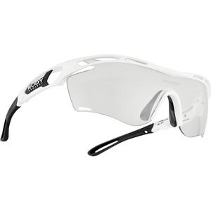 Rudy Project Tralyx Slim Brille weiß/schwarz weiß/schwarz