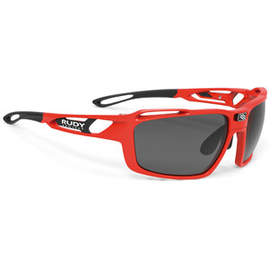 Rudy Project Sintryx Brille fire red gloss/smoke black fire red gloss/smoke black