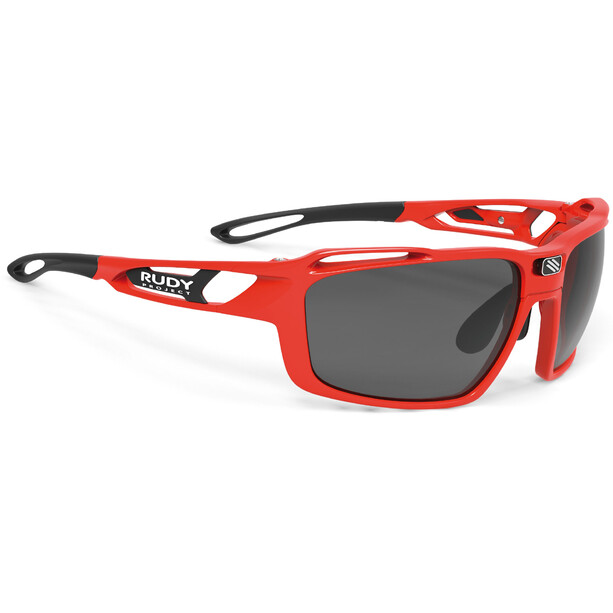 Rudy Project Sintryx Brille fire red gloss/smoke black