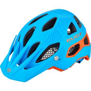 Rudy Project Protera Helm blue-orange matte blue-orange matte