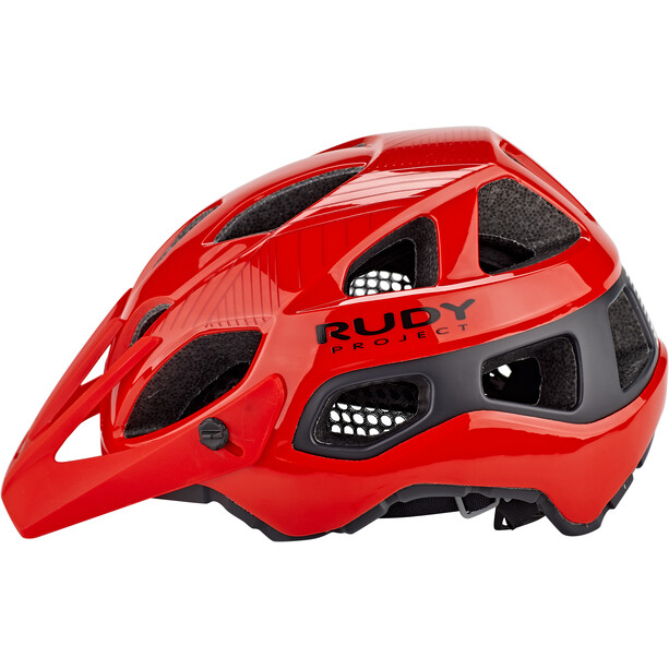 Rudy Project Protera Casque, rouge/noir