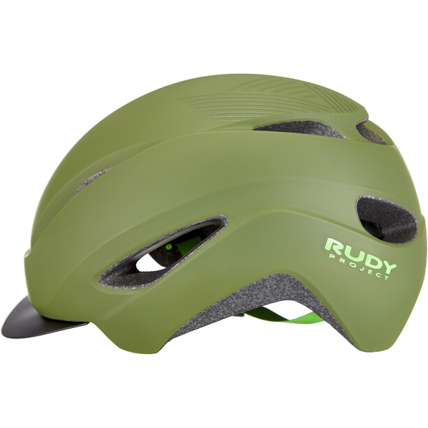 Rudy Project Central Helm olive green matte