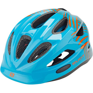 Rudy Project Rocky Casque Enfant, blue-orange shiny blue-orange shiny