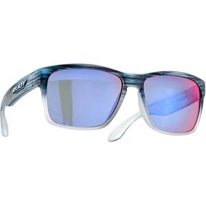 Rudy Project Spinhawk Gafas, azul/rojo azul/rojo