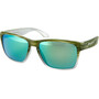 green streaked matte - polar 3fx hdr multilaser green