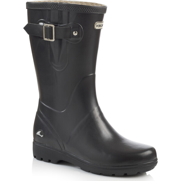 Viking Footwear Mira Saappaat Lapset, musta